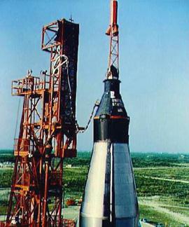 liberty bell 7 spacecraft model - photo #19